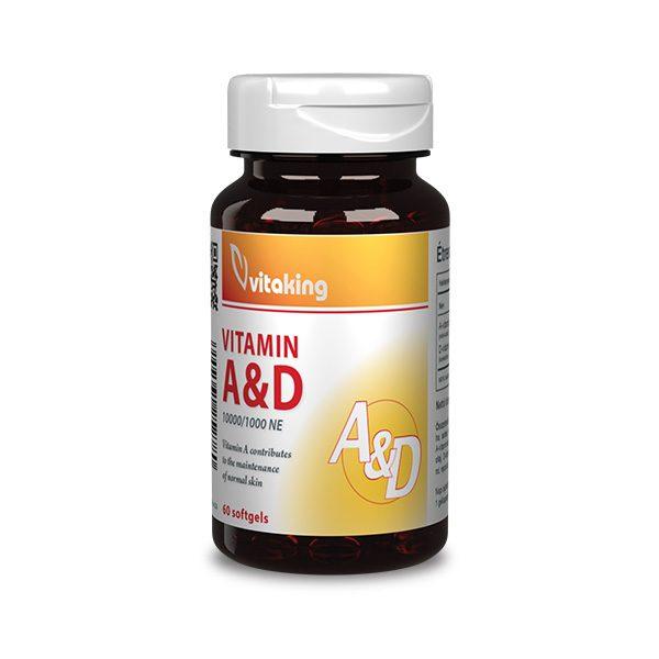 Vitamin A&D 10000/1000