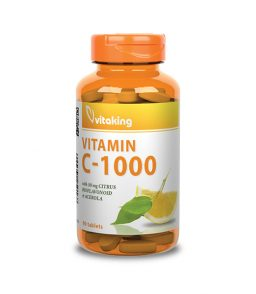 Vitamin C 1000mg with bioflavonoids (90)