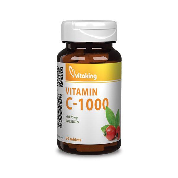 Vitamin C 1000mg (30)