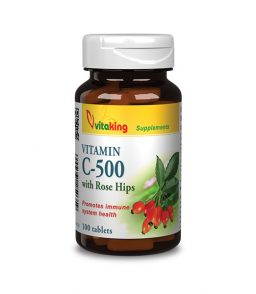 Vitamin C-500mg tablet (100)