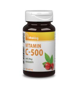 Vitamin C-500mg tablet (100)
