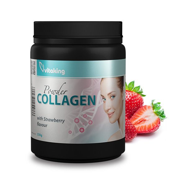 Collagen - Strawberry flavour (330g)