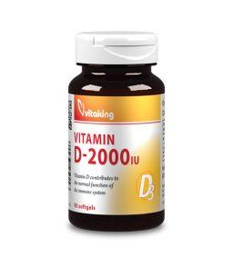 D3 Vitamin 2000IU