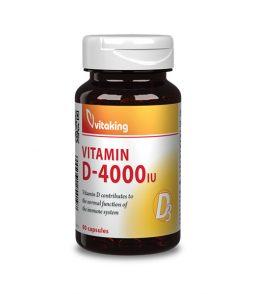D3 Vitamin 4000IU