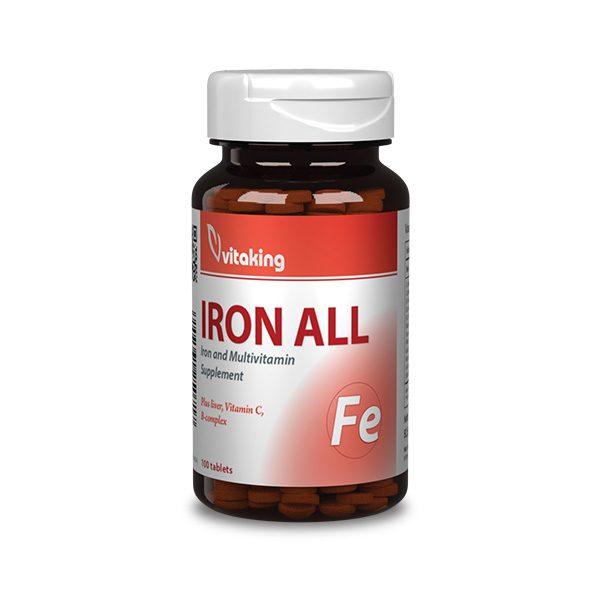 Iron All (100)