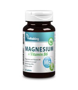 Magnesium + B6 (30)