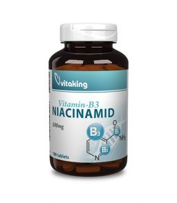 Niacinamid (Vitamin B3) 500mg
