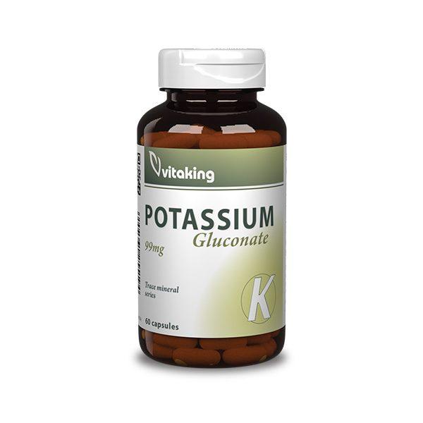 Potassium (Gluconate) (60)