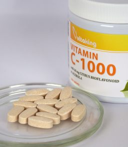 Vitamin C 1000mg with bioflavonoids (200)