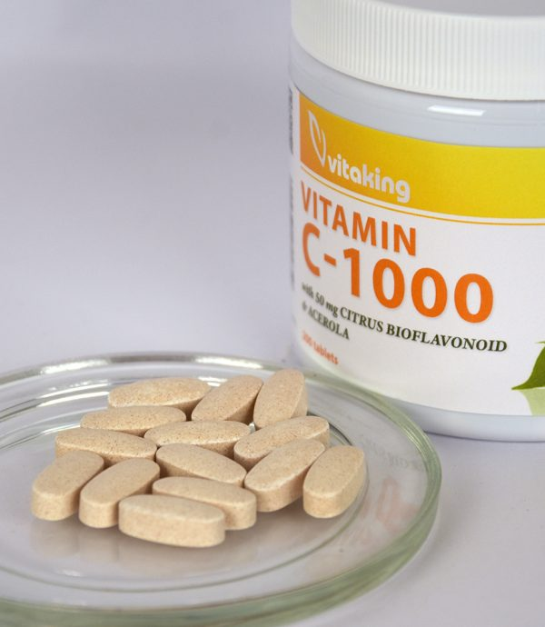 Vitamin C 1000mg with bioflavonoids (200)