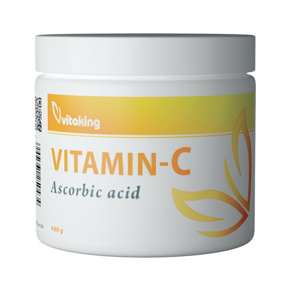 Ascorbic Acid Powder (400g)