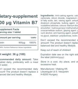 Biotin (B7)