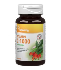 Vitamin C-1000mg Time Release (60)
