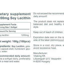 Ultra Soy Lecithin