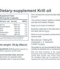 Vitakrill oil (90)