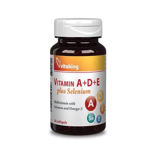 A+D+E plus selenium
