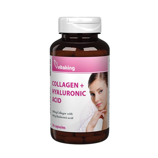 Hyaluronic Acid + Collagen (30)