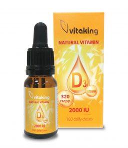 Vitamin D2000 drops