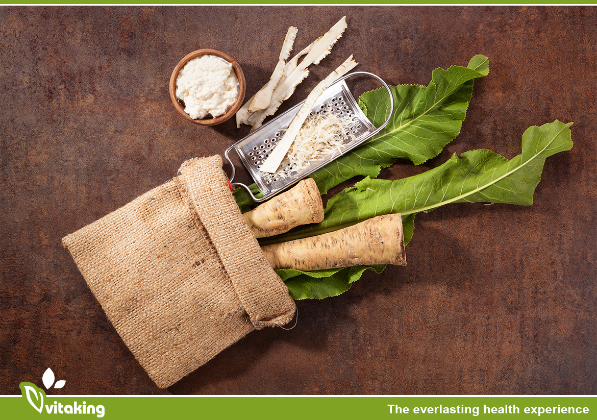 Horseradish: Learn about its positive health effects!