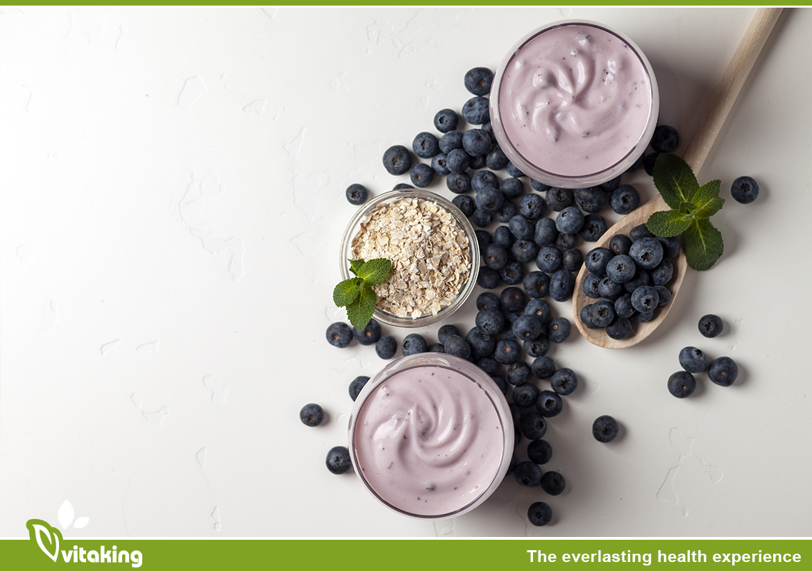 Blueberries offer a variety of health benefits