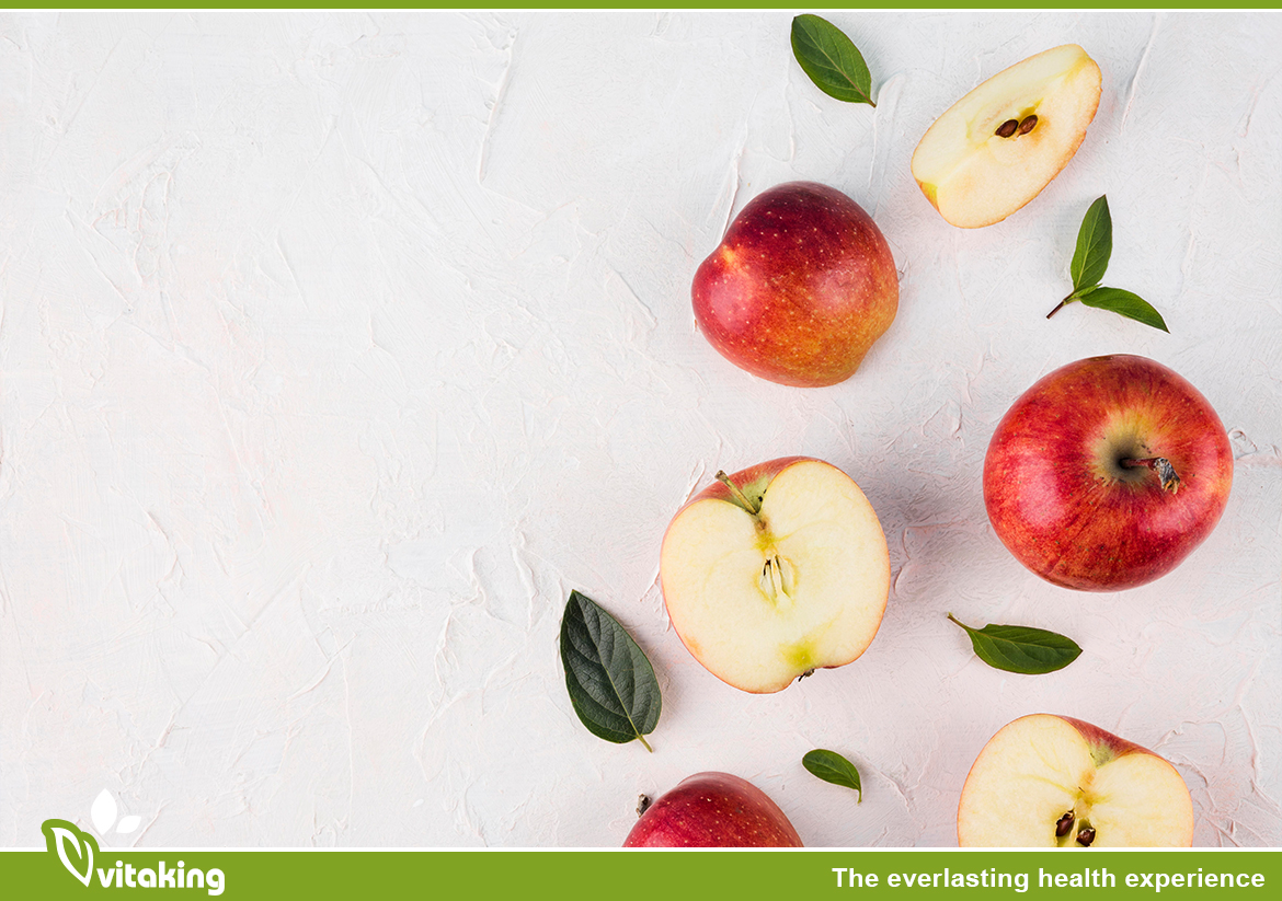 Apple - Why Should We Eat It Every Day?