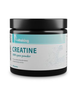 Vitaking Micronised Creatine Monohydrate - 250 grams