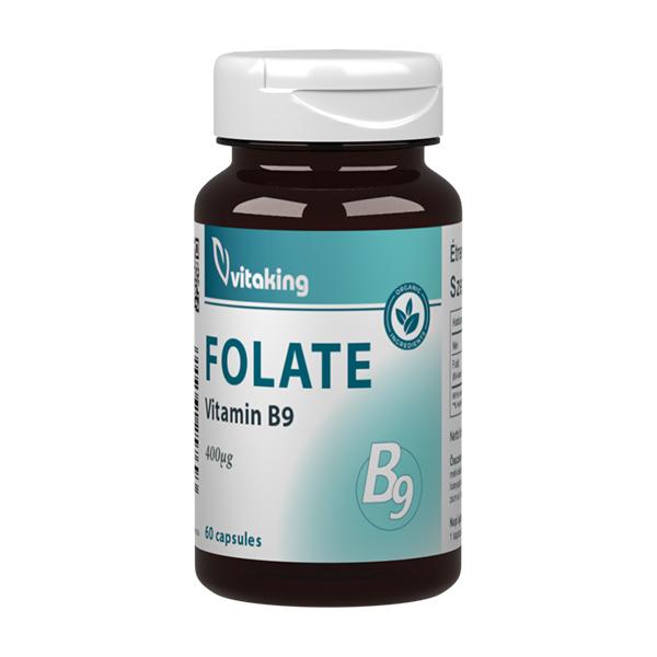 Folate 400µg - Vitamin B9 (60)