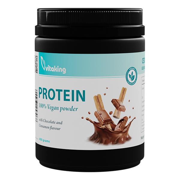 Vegan Protein Powder (400g)